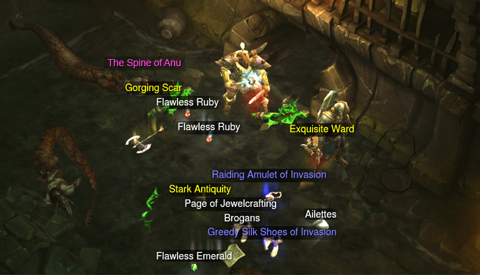item rarity and diablo 3 gold guide