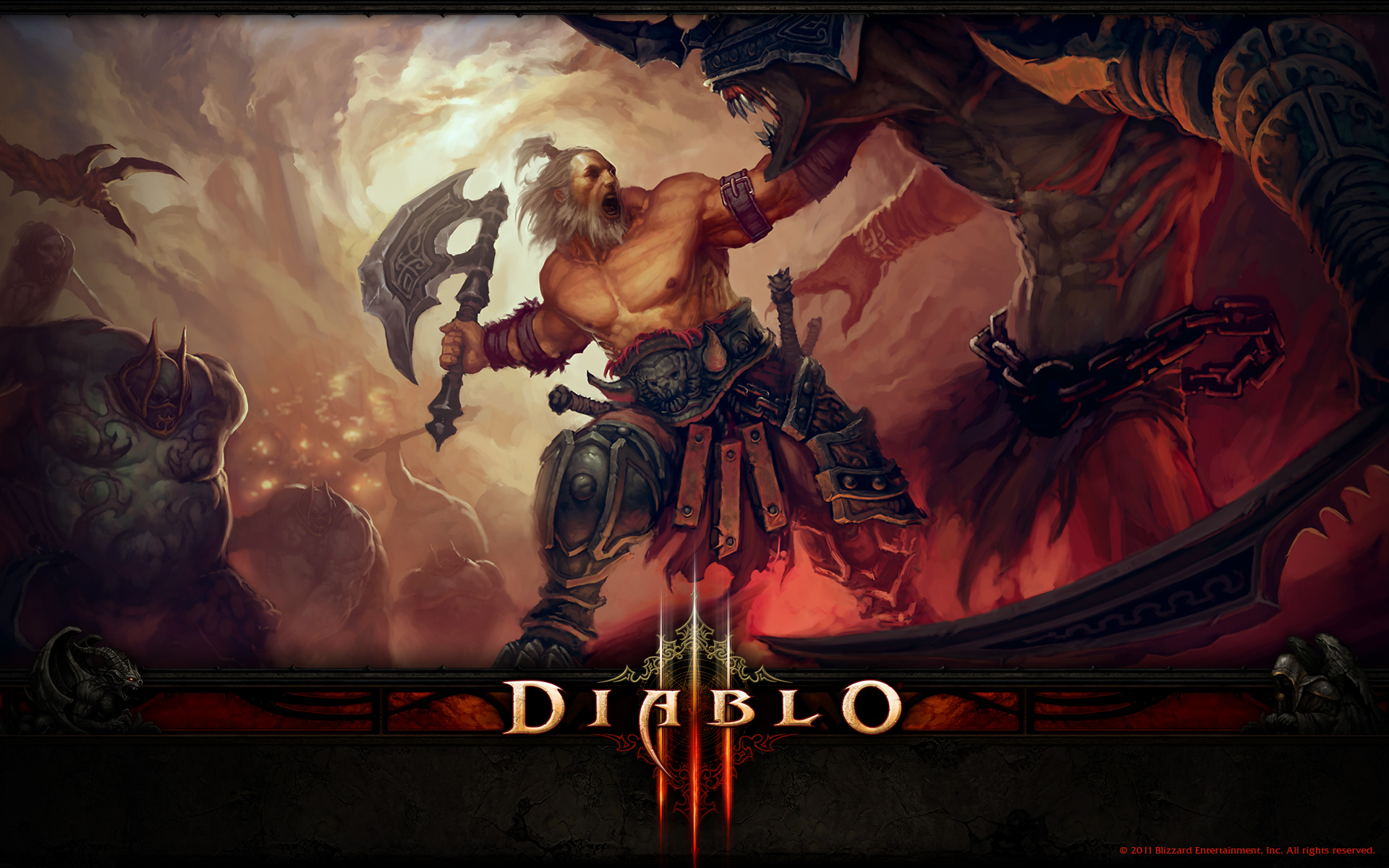 Frenzy and Weapon Throw for Diablo 3 Gold Barbarians