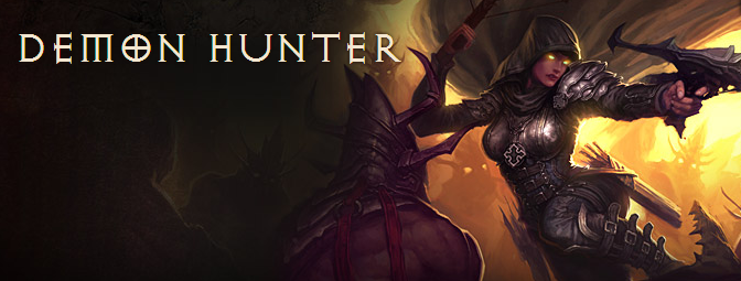 Taking Vengeance and Diablo 3 Gold with the Demon Hunter