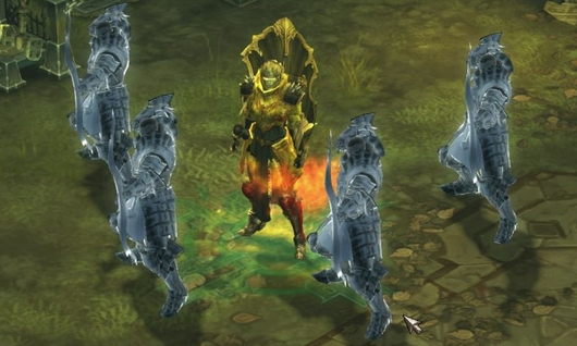 The More, The Mightier: More Diablo 3 Items w/ the Zoosader
