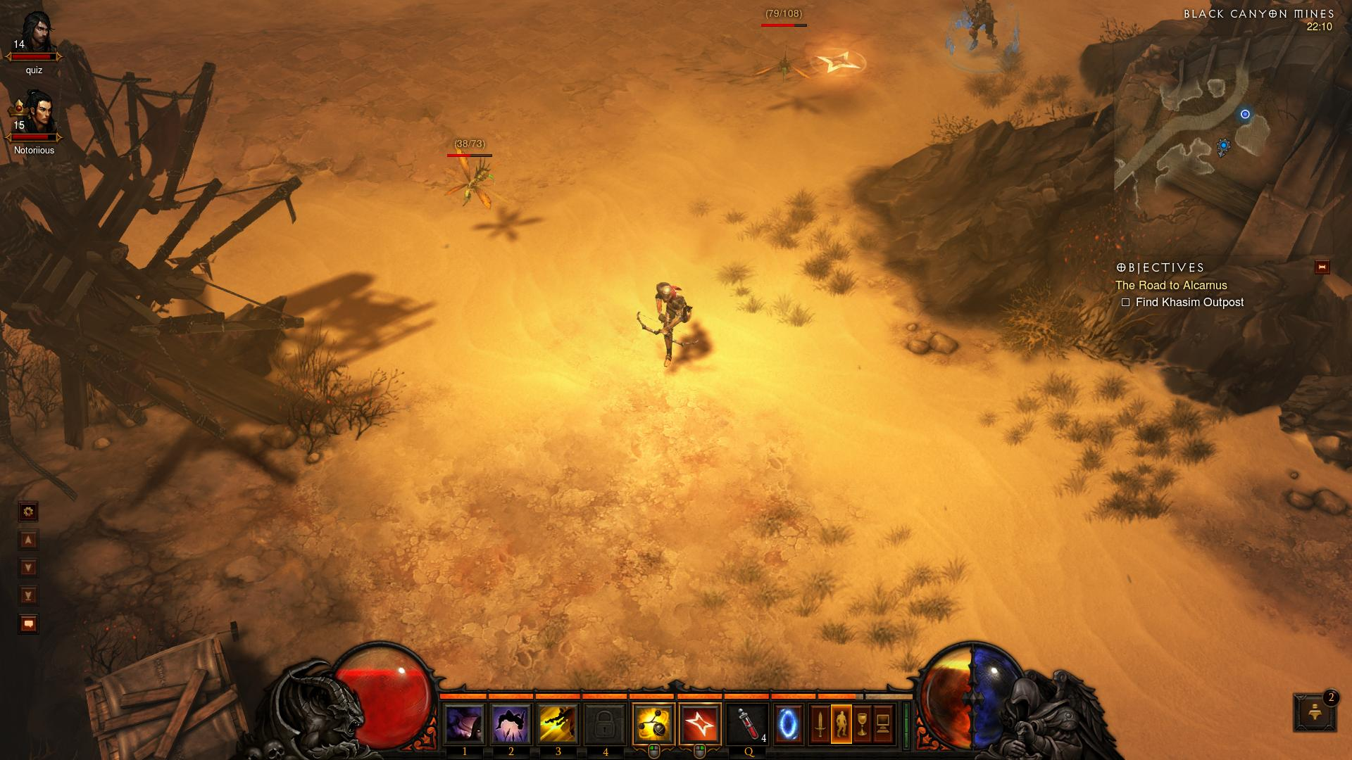 diablo 3 account a2p2