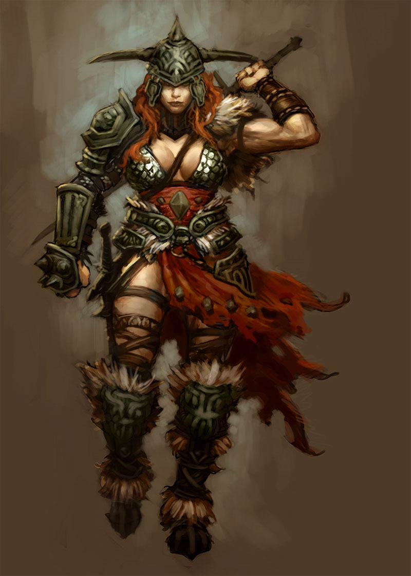 Double Scorpion Support Barbarian for Diablo 3 Account Holders