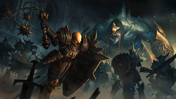 diablo 3 account crusader