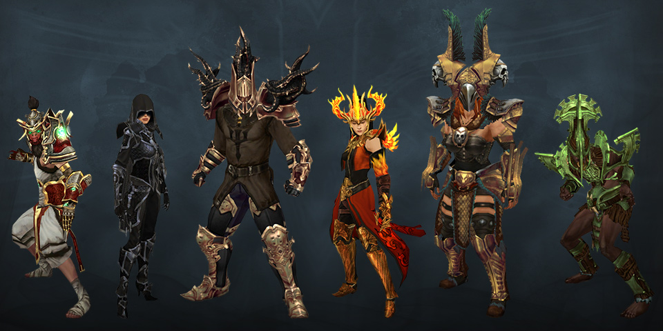 News & Updates: S5 Boasts of New Diablo 3 Items and Conquests