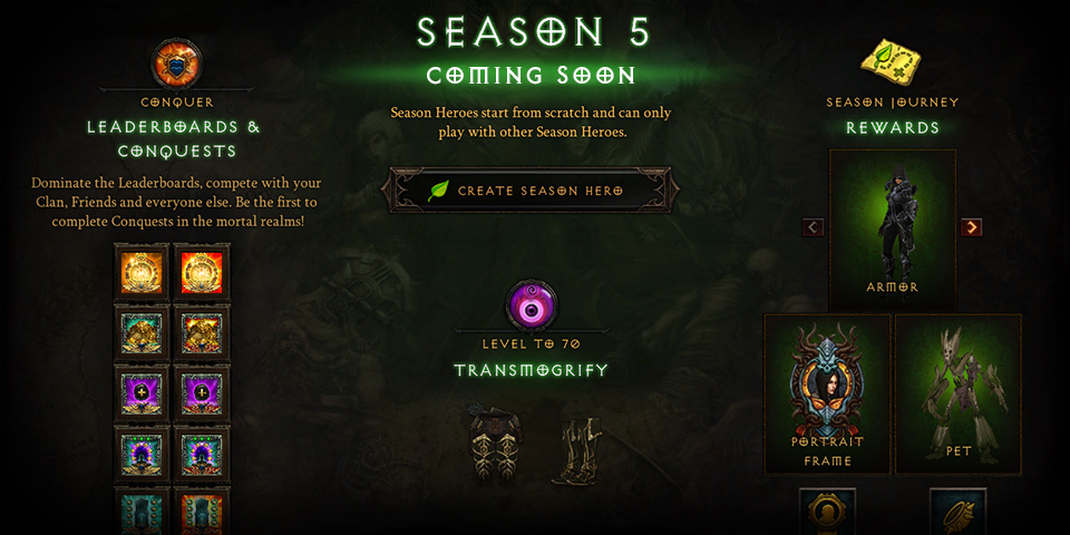 diablo 3 items s5 updates