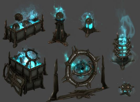 diablo 3 items in celebrating 2 year expansion