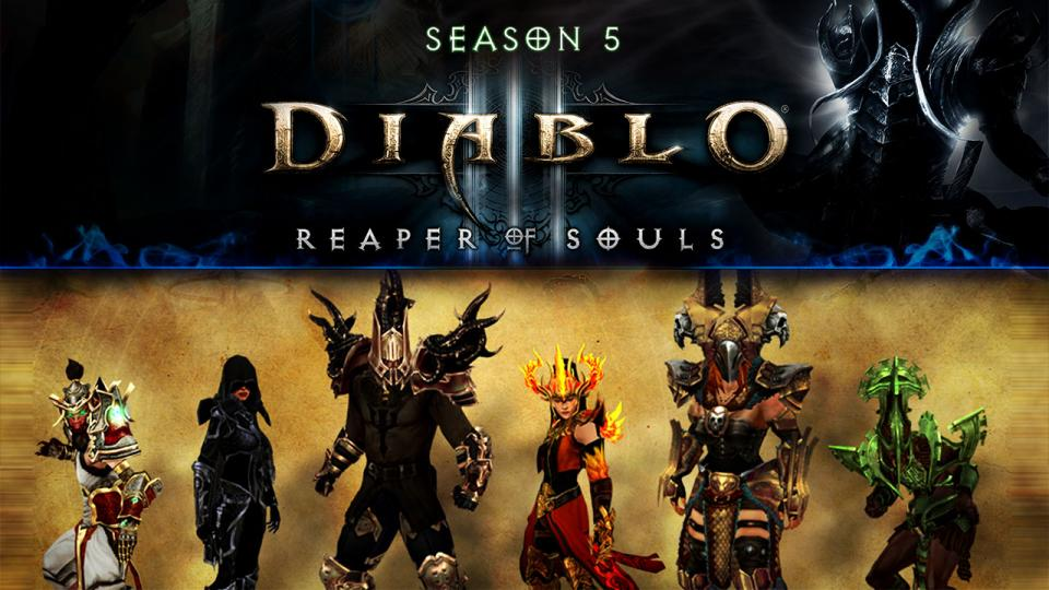 diablo 3 gold season 5
